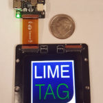 SecureRF LIME Tag MY01